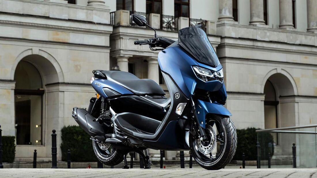 Yamaha NMax 125 Modelljahr 2021