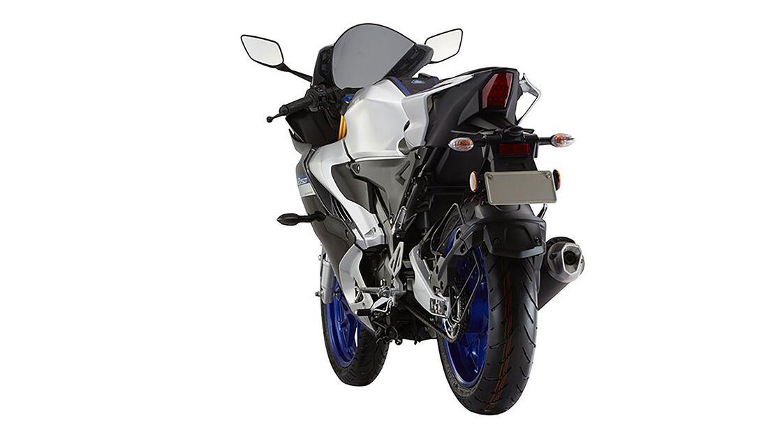 Yamaha R15 2021 Indien