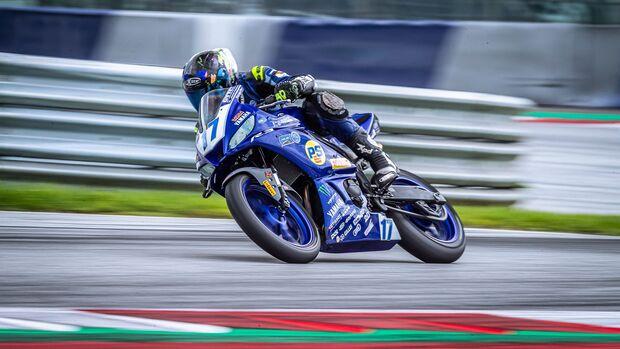Yamaha R3 Cup Fabian Dresler Red Bull Ring