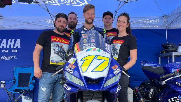 Yamaha R3 Cup Fabian Dresler Teil 2