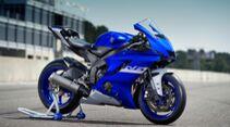 Yamaha R6 Race Modelljahr 2021