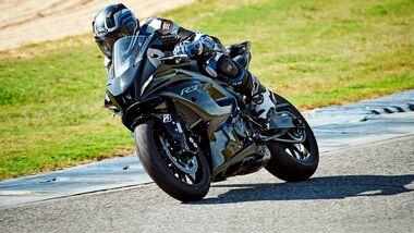 Yamaha R7 Fahrbericht