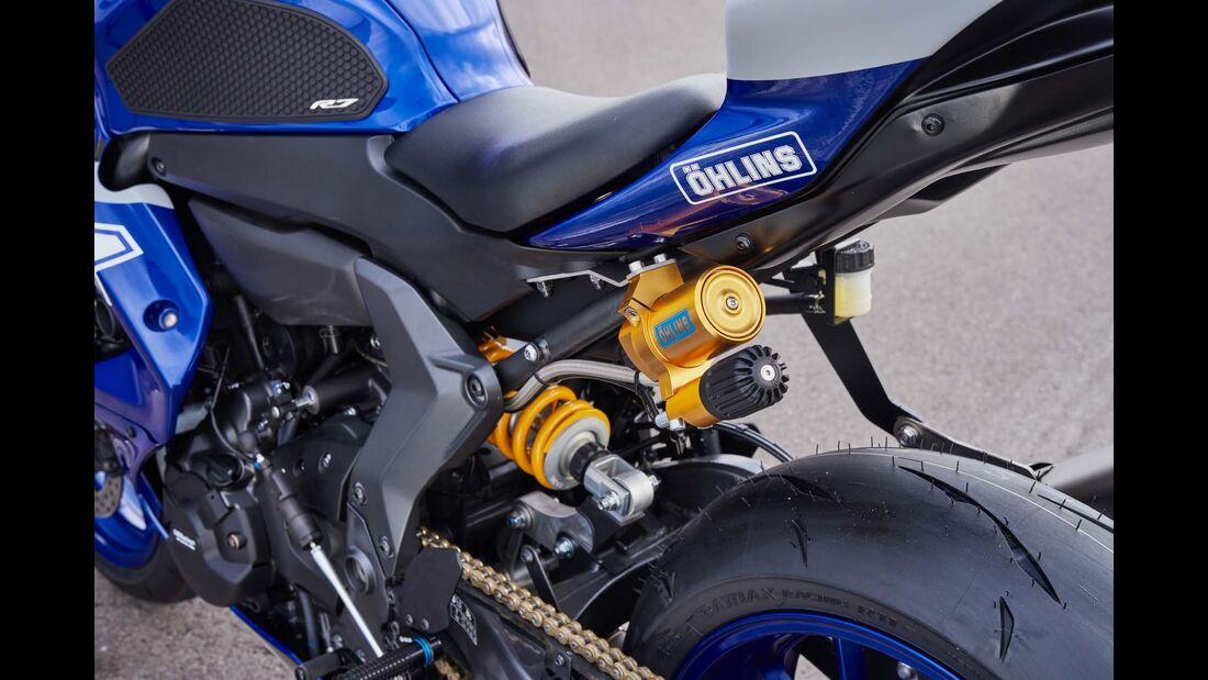 Yamaha R7 GYTR Race Kit