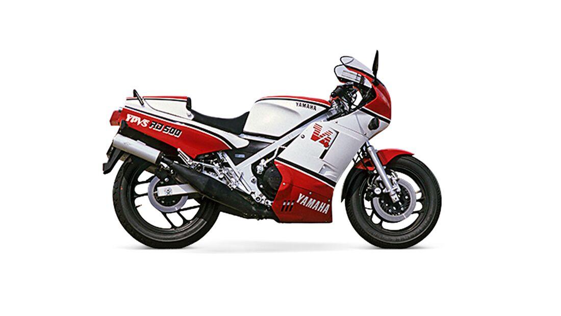Yamaha RD 500 LC 1984
