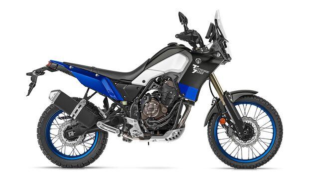 Yamaha Ténéré 700.