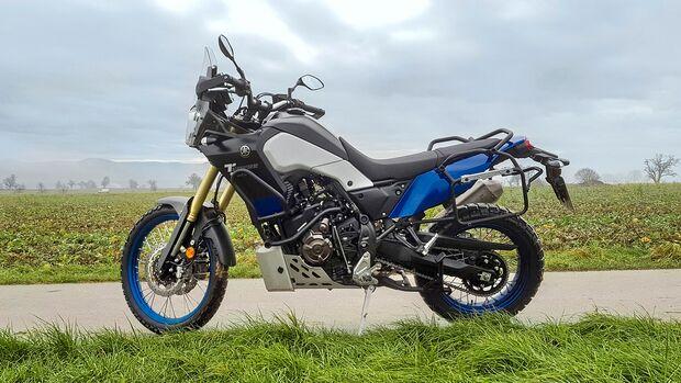 Yamaha Ténéré 700 im Dauertest.