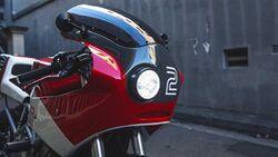 Yamaha TRX 850 Custombike Endurance