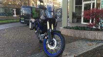 Yamaha TT700 Tenere Dauertest