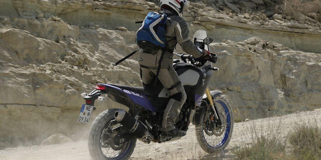 Yamaha Tenere 700.