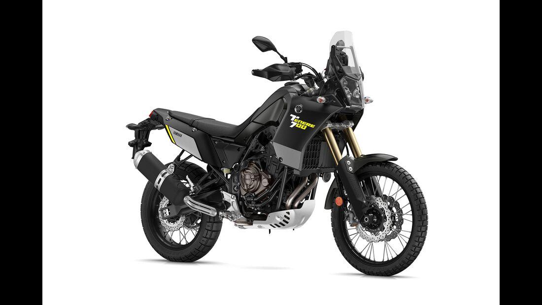 Yamaha Tenere 700 Modelljahr 2020
