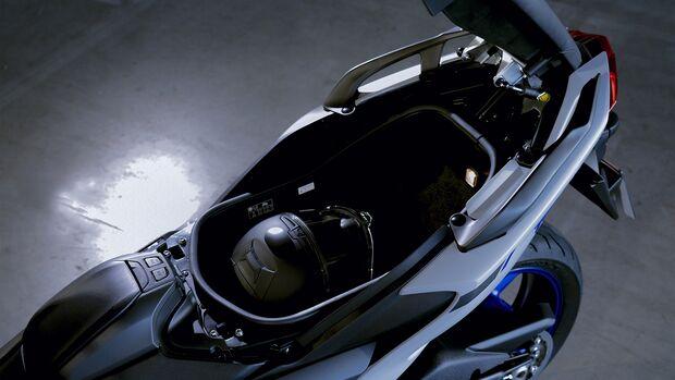 Yamaha Tmax 560.