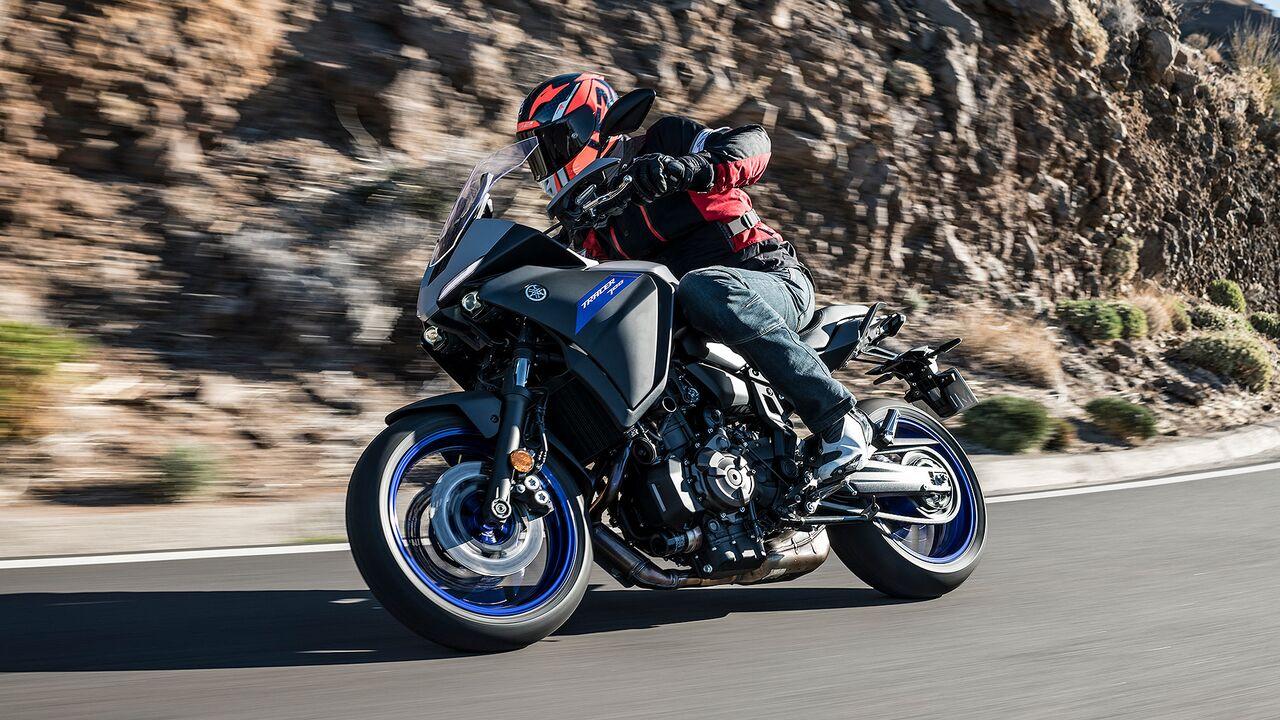 Yamaha Tracer 700 im Fahrbericht: Mehr als nur eine neue Schale   MOTORRADonline.de