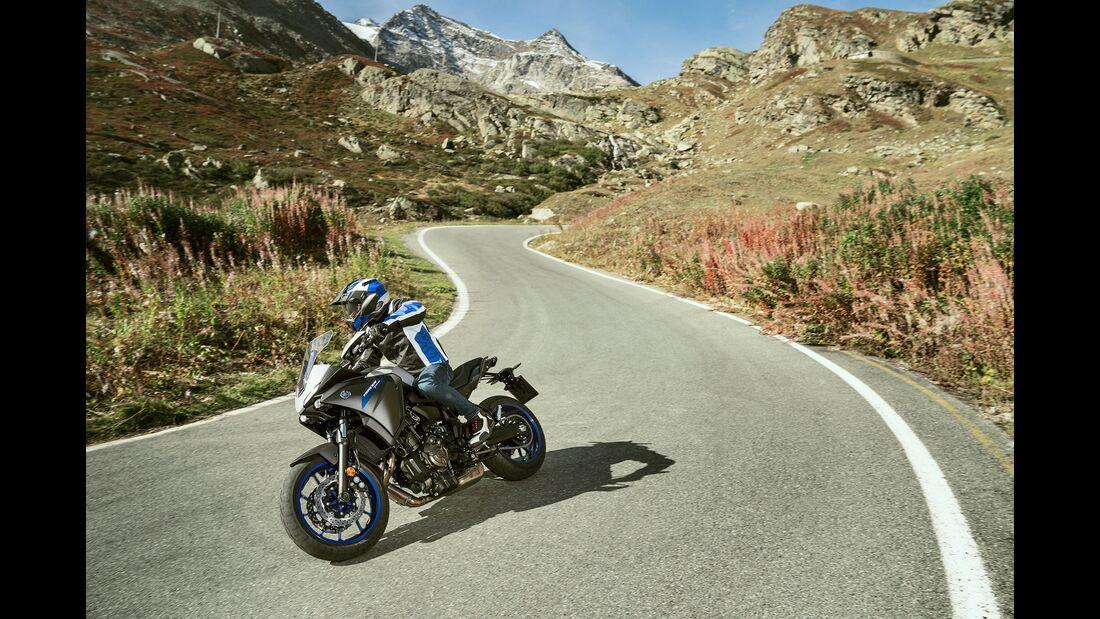 Yamaha Tracer 700 Modelljahr 2020