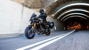 Yamaha Tracer 900 GT Modelljahr 2024