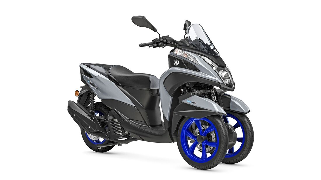 Yamaha Tricity 125.