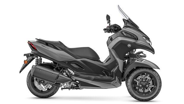 Yamaha Tricity 300.
