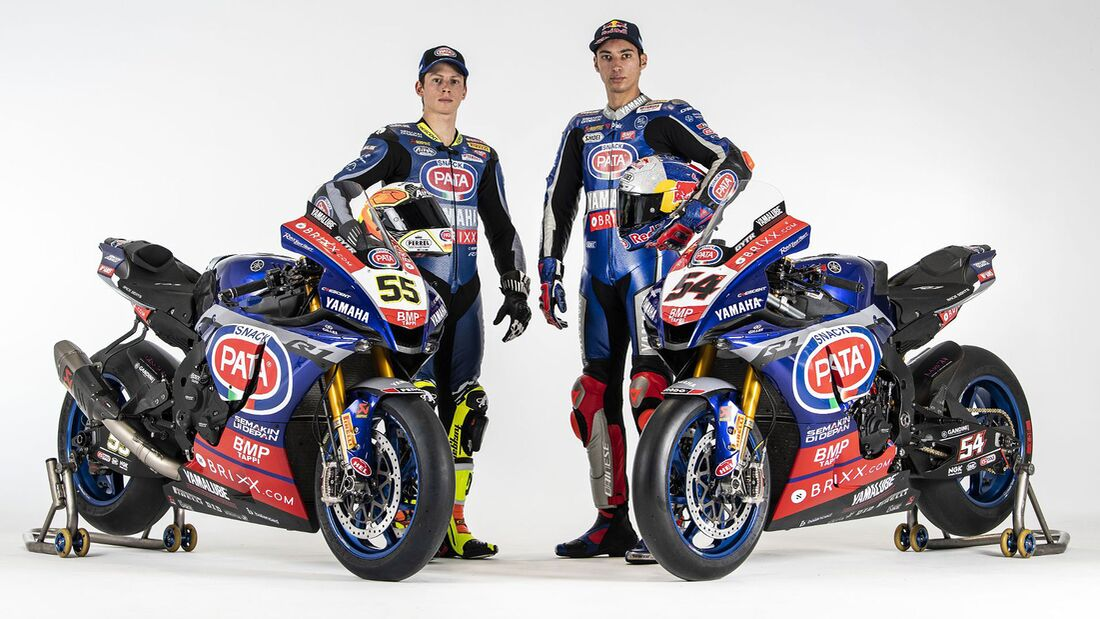 Yamaha WSBK Team 2021