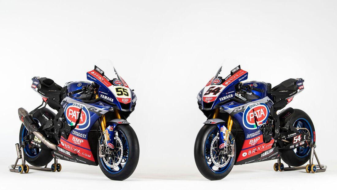 Yamaha WSBK Team 2021