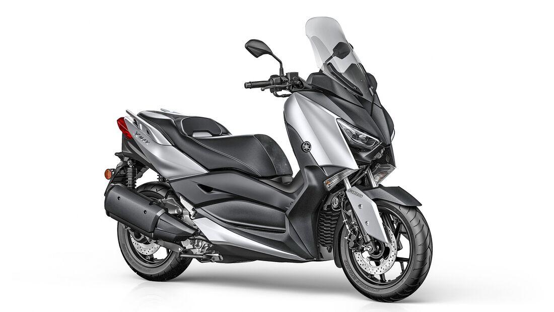 Yamaha XMax 300.