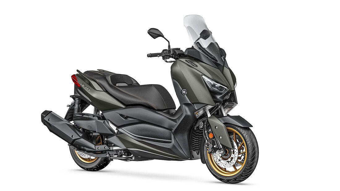 Yamaha XMax 400.