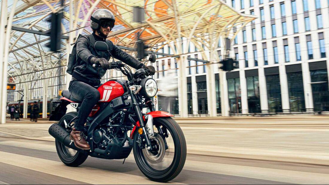 Yamaha XSR 125 2021