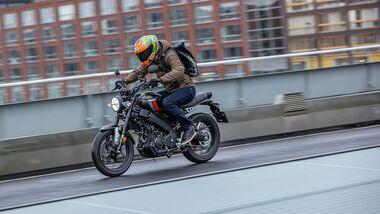 Yamaha XSR 125 Fahrbericht 2021