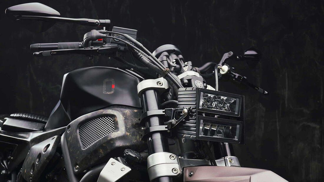Yamaha XSR 700 Custombike The Bull