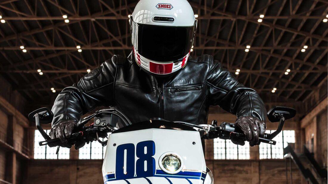 Yamaha XSR 700 Fujin Bobber Garage