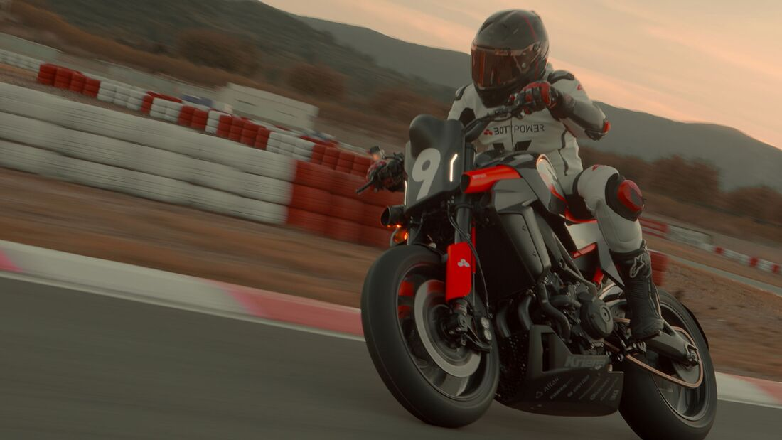 Yamaha XSR 900 Yard Built Bottpower