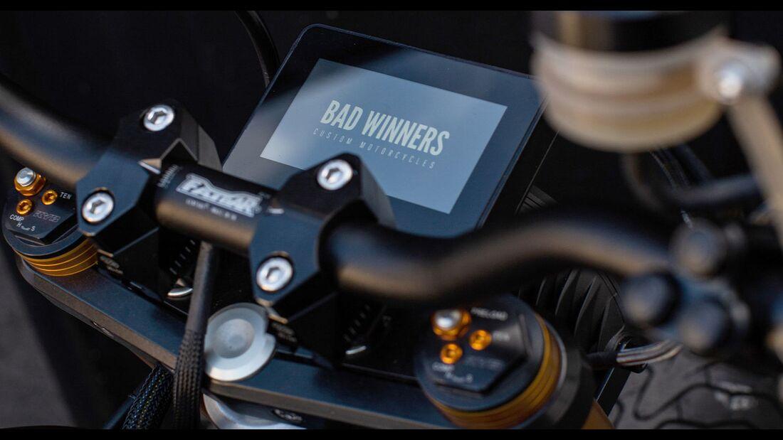 Yamaha XSR700 Disruptive Tail Yard Built