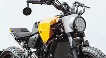 "Yamaha XSR700 ""Grasshopper"" by HOOKIE CO"