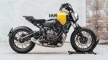 "Yamaha XSR700 ""Grasshopper"" by HOOKIE CO"