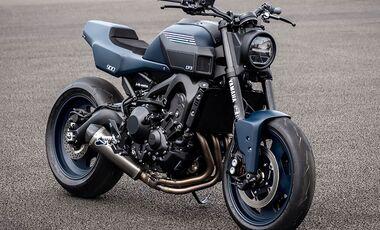 Yamaha XSR900 CP3 by JvB-MOTO