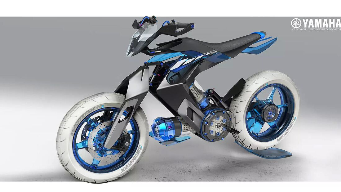 Yamaha XT H2O Concept