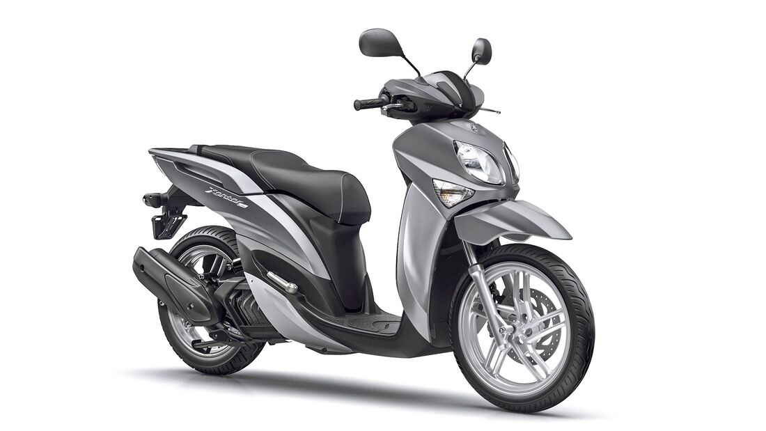 Yamaha Xenter 125.