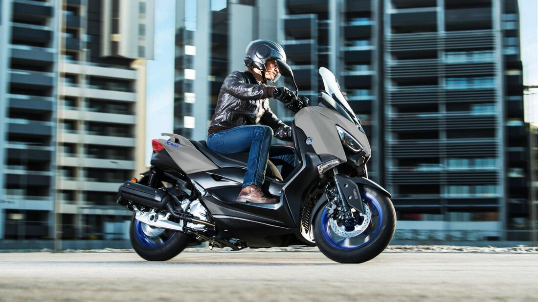 Honda X-ADV 2021: Enduro-Großroller mit neuem Motor