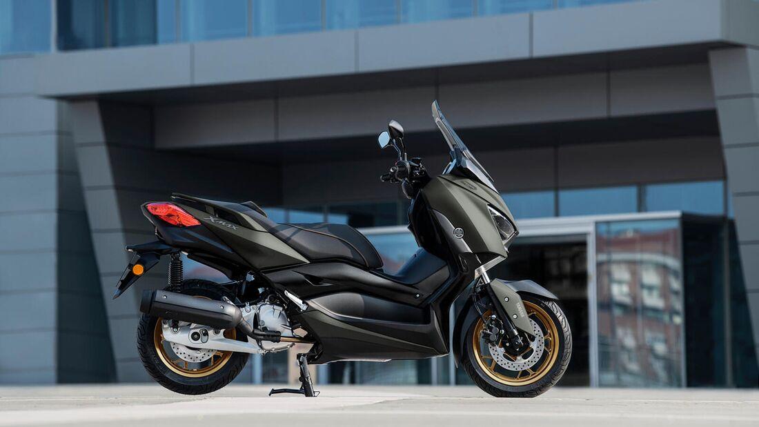 Yamaha Xmax 125 Eurp 5 2021