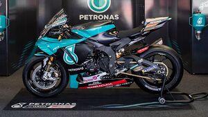 Yamaha YART R1 Petronas Replika