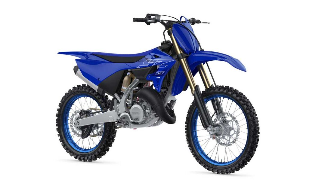 Yamaha YZ 125 LC 2022