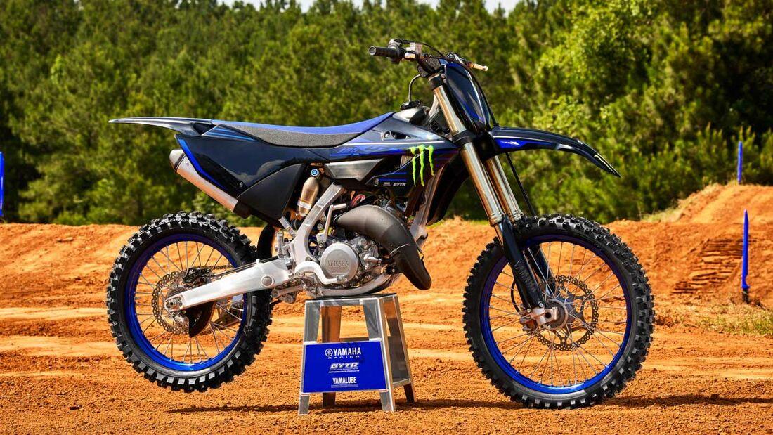 Yamaha YZ 125 LCSV 2022