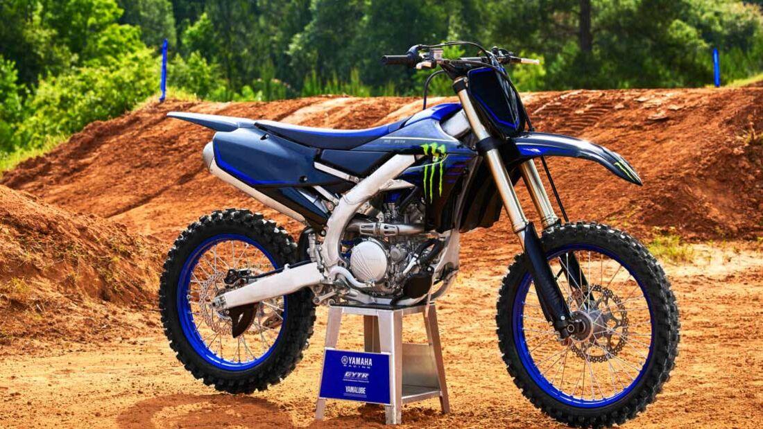 Yamaha YZ 250 FSV 2022