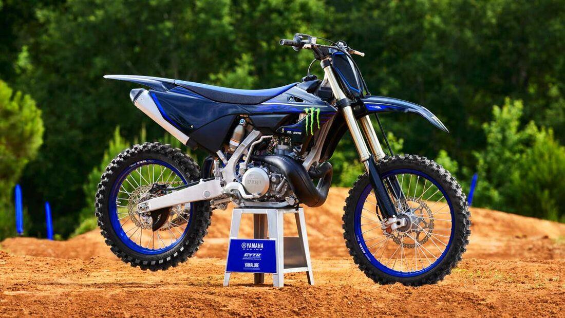 Yamaha YZ 250 LCSV 2022