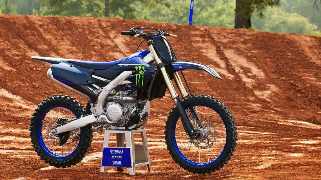 Yamaha YZ 450 FSV 2022