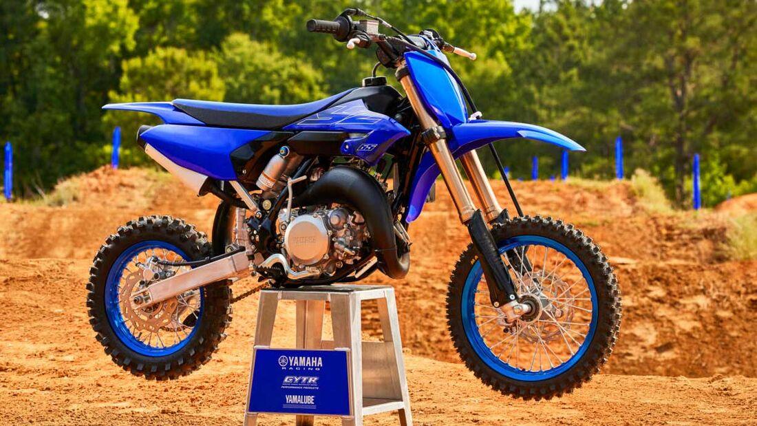 Yamaha YZ 65 2022