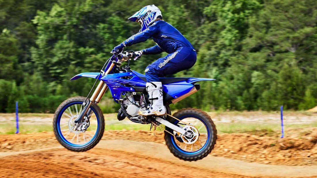 Yamaha YZ 85 2022