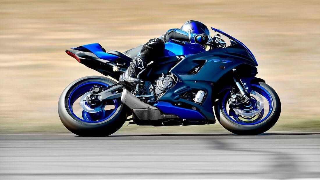 Yamaha YZF 700 R7