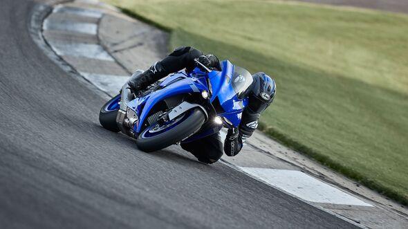 Yamaha YZF-R1 Modelljahr 2021