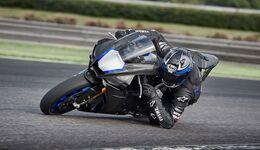 Yamaha YZF-R1M Modelljahr 2021