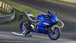 Yamaha YZF-R3 Modelljahr 2020