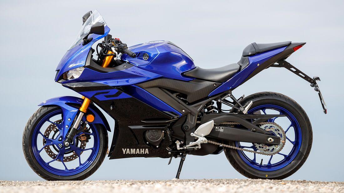 Yamaha YZF-R4